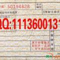 台湾驾驶证,台湾驾驶证样本