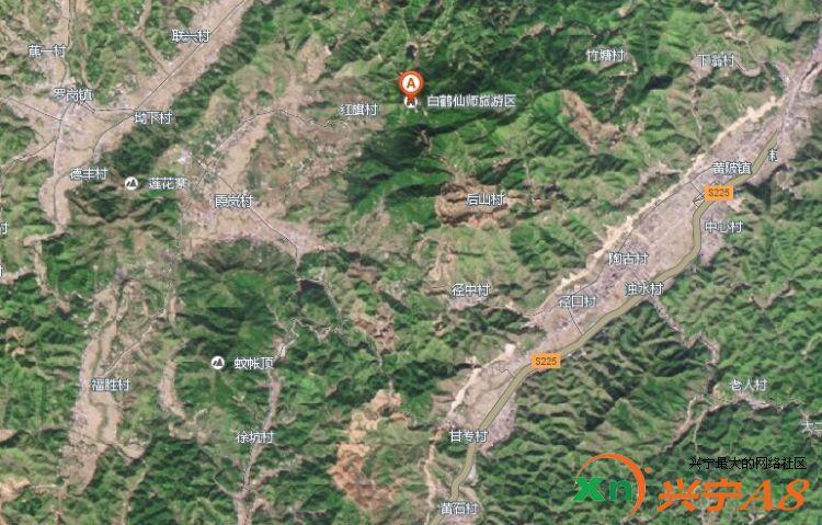 白鹤仙境,道行天地    黄陂镇是我的故乡,白鹤仙师位于黄陂与罗岗镇的