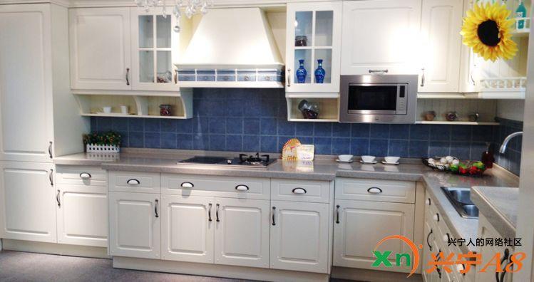 地中海风格装修厨房图片