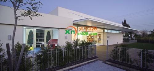 以色列主题幼儿园设计
