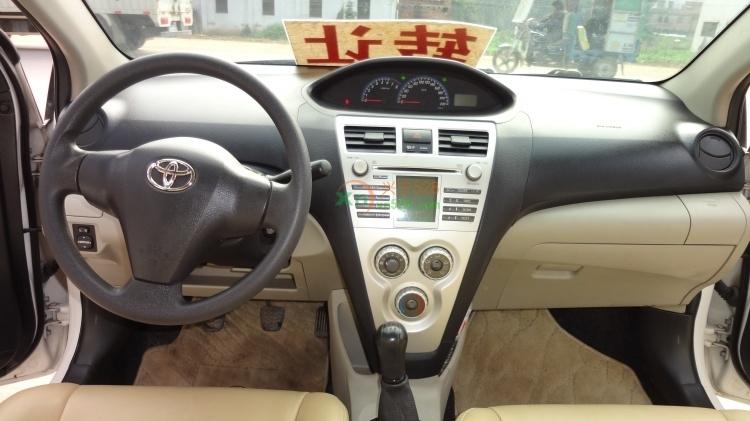出售新款丰田威驰