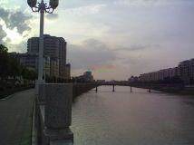 好美的地方-------宁江河畔