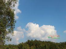 石马的蓝天