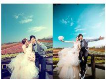 80后婚纱摄影—婚纱应该这样拍(部分客人照片)