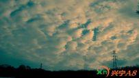 青岛的天空美吗?