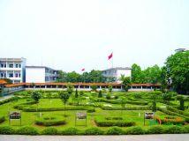 宁中中学校园美景