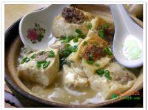 兴宁的酿豆腐