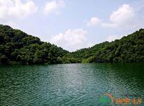 省级自然保护区:兴宁铁山渡田河风光