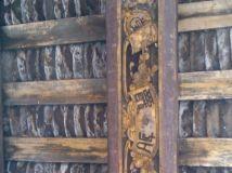 有谁知道老屋中厅横梁上的-爵位是什么意思?