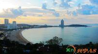 青岛的山和海